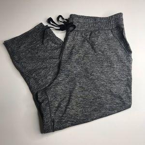 Gap Fit Charcoal Gray Joggers Size XL
